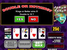 Video Joker Poker Flash Game