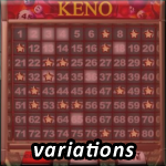 different types of keno