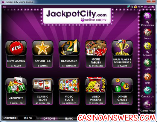 jackpot city com casino games