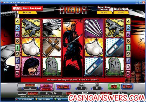 blade marvel slots 1