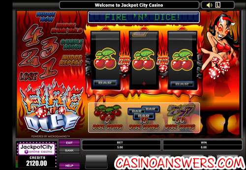 slot machine game online casino games dice