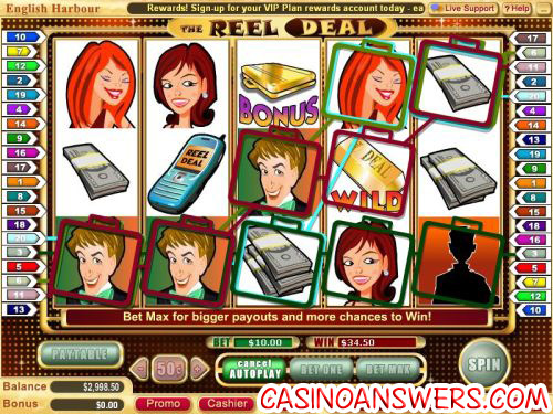 reel deal slots adventure 4 patch