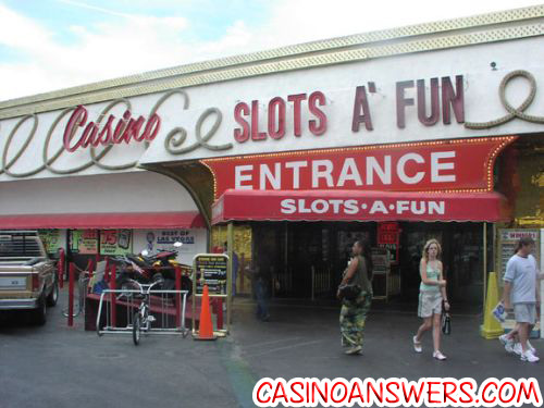 Las Vegas Slots Of Fun