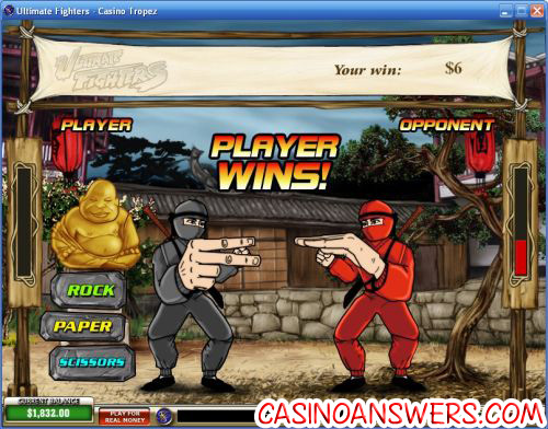 ultimate fighters slot 2