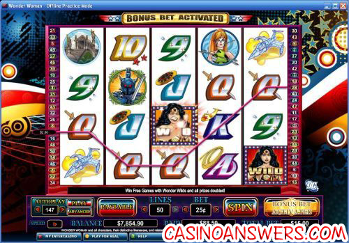 wonder woman slot machine 1
