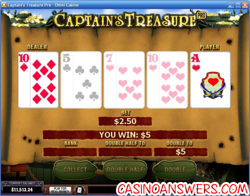 captains treasure pro slot 2