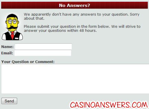 casino answers 3