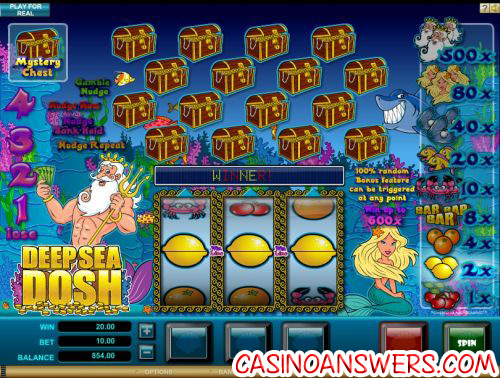 deep sea dosh fruit machine 1