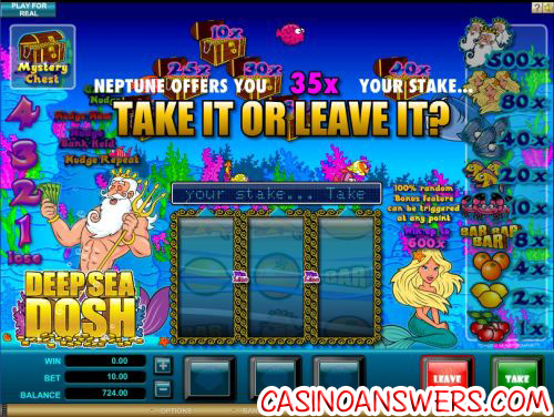deep sea dosh fruit machine 2