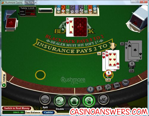 different types of blackjack betting 2