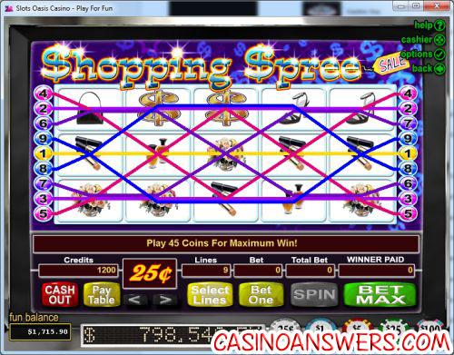 Play Free Vegas Slot Games