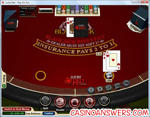how to play blackjack 3