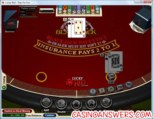 how to play blackjack 4