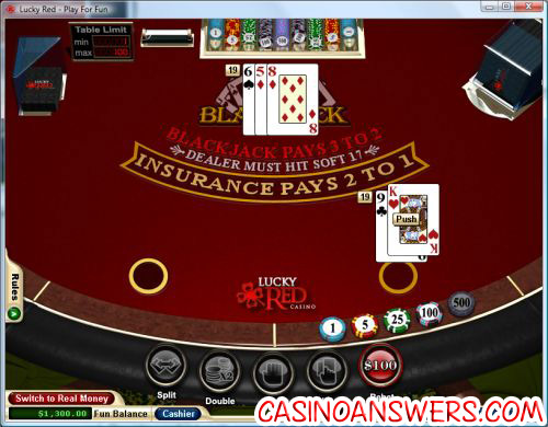 how to play blackjack 5