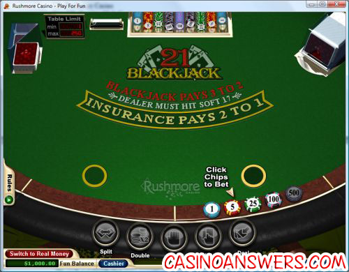 how to play blackjack online 1