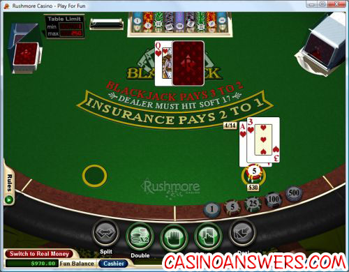 how to play blackjack online 3