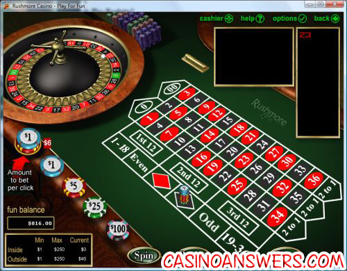 how to play roulette 2