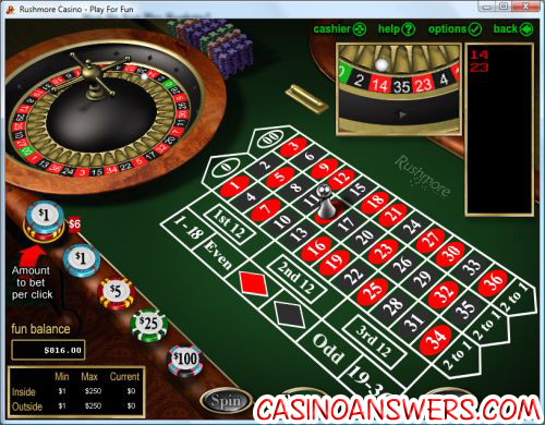 how to play roulette 3