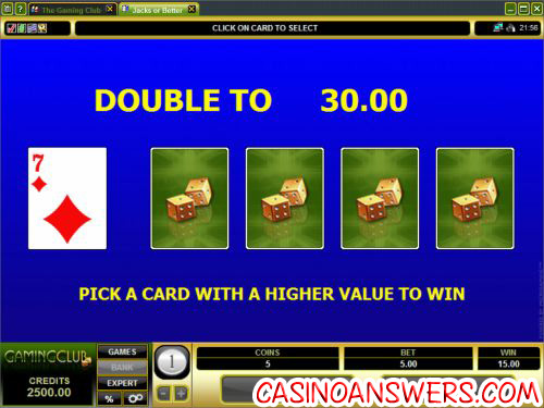 how to play video poker 4