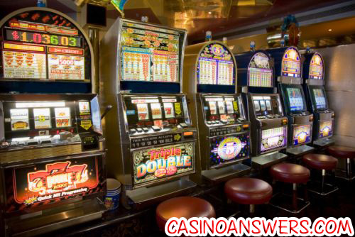 What are slot machines