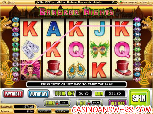 bangkok nights video slot