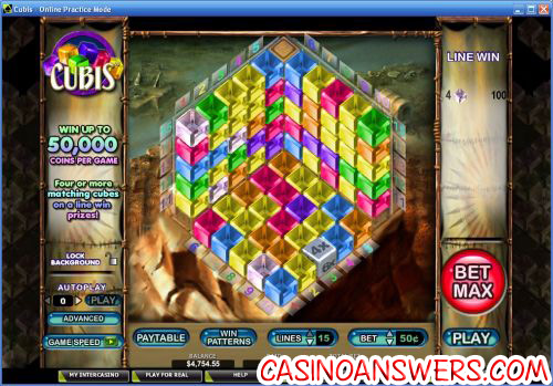 cubis bejeweled slot machine
