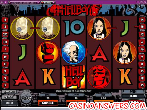 hellboy slot machine 1