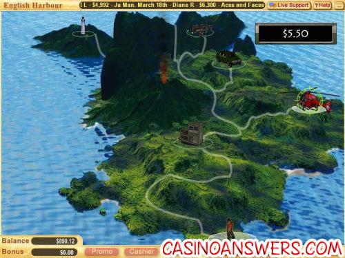 jurassic park slots casino game