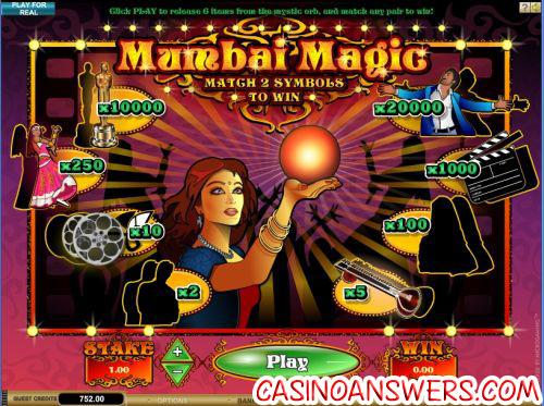 mumbai magic scratch card