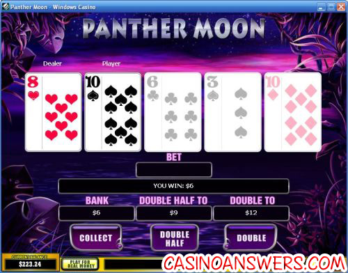 panther moon video slot 2