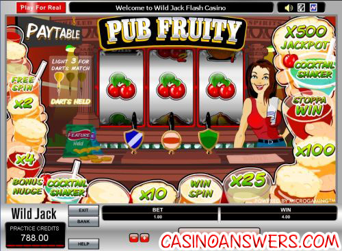 pub fruity fruit machine 1