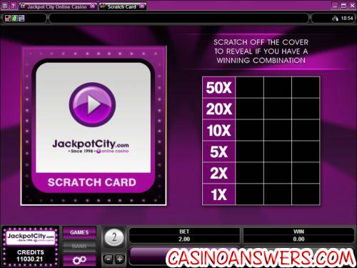microgaming scratch card 1