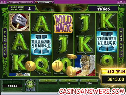 thunderstruck 2 video slot 2