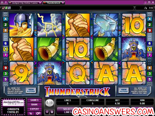 thunderstruck video slot 1