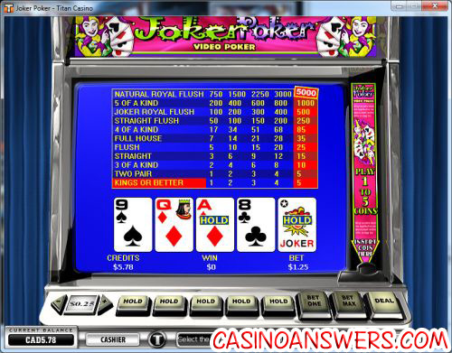 titan casino video poker blog 5