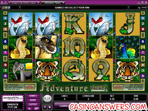 Adventure Palace™ Slot Machine Game to Play Free in Microgamings Online Casinos