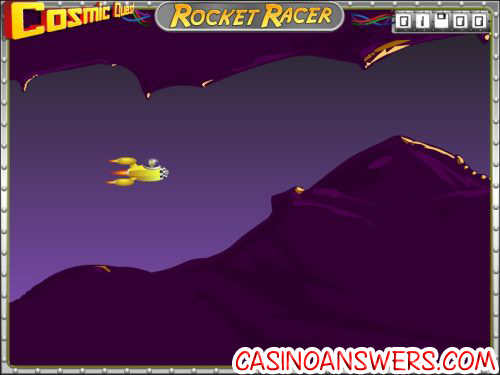 cosmic quest interactive slot