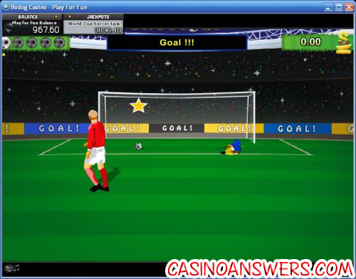 Play Penalty Shootout Arcade Games Online at Casino.com NZ