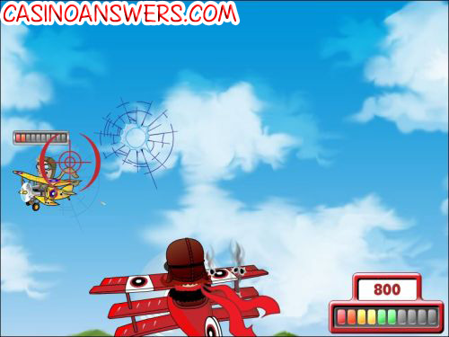 flying colors rival bonus game slot