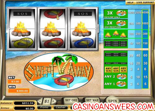 swept away classic slot