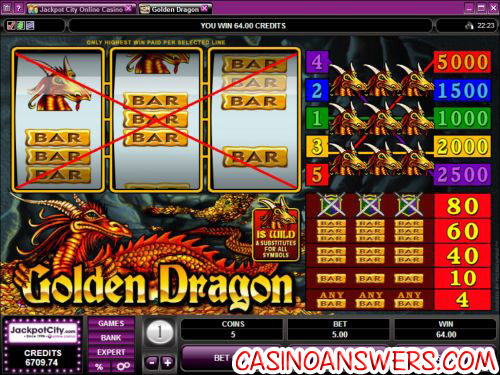 golden dragon microgaming classic slot