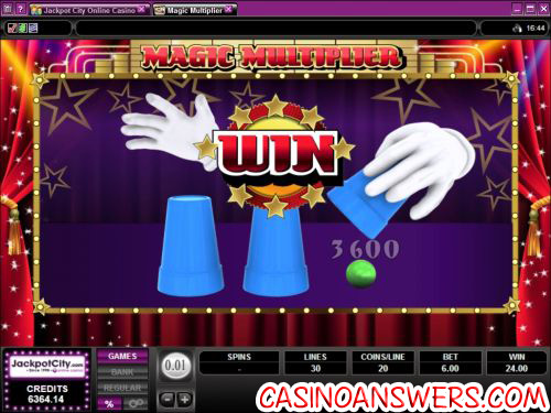 magic multiplier flash game