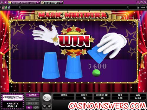 magic multiplier flash game
