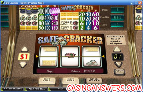 safe cracker crypto classic slot