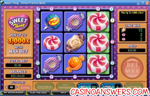 sweet thing casual slot