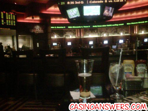 legends sports bar caesars palace windsor
