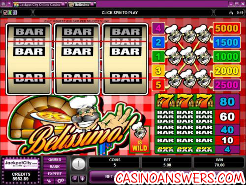 Belissimo Slot Machine Online ᐈ Microgaming™ Casino Slots
