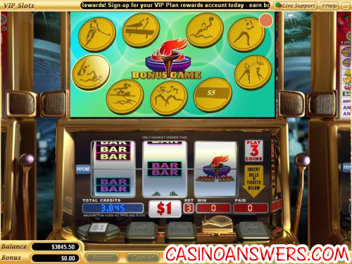 go for gold casino flash game