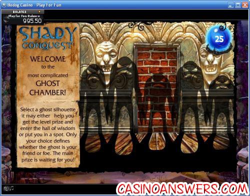 mystic slots bonus game