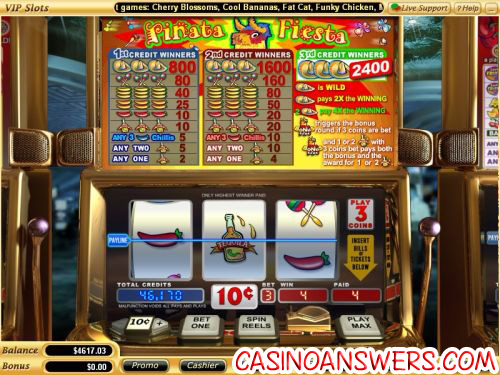 Pinata Fiesta Slot™ Slot Machine Game to Play Free in WGSs Online Casinos